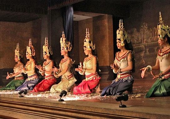 die tempel von angkor, 4 tage
