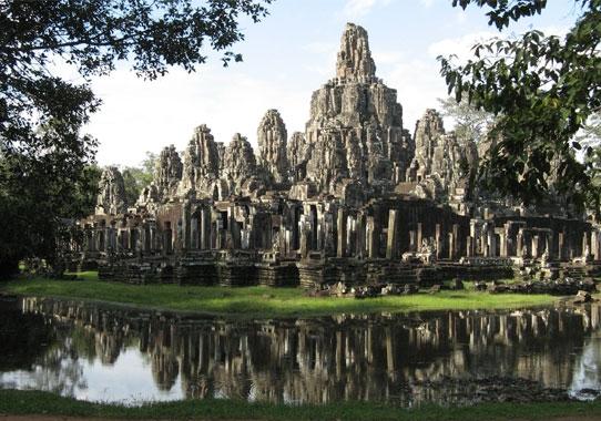 die tempelanlagen von angkor, 3 tage